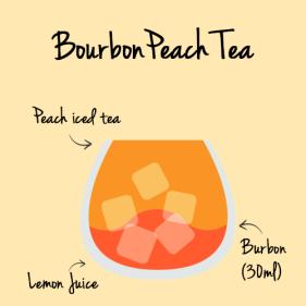 BUrbon-Peach